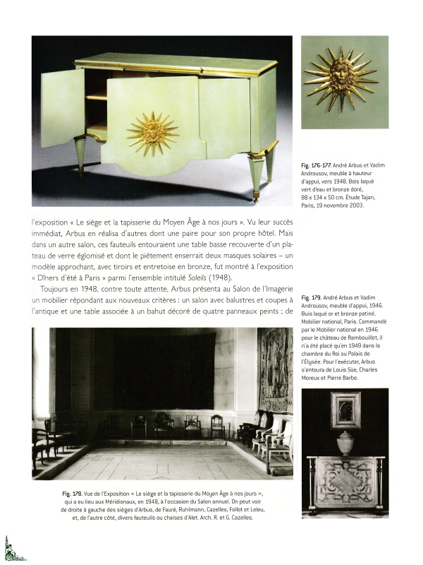 French Decorators From Toulouse Arbus Alet Faure Soutiras 1890 1970 Liberty S Libri